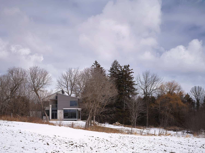 industrial-farm-house-modern-exterior