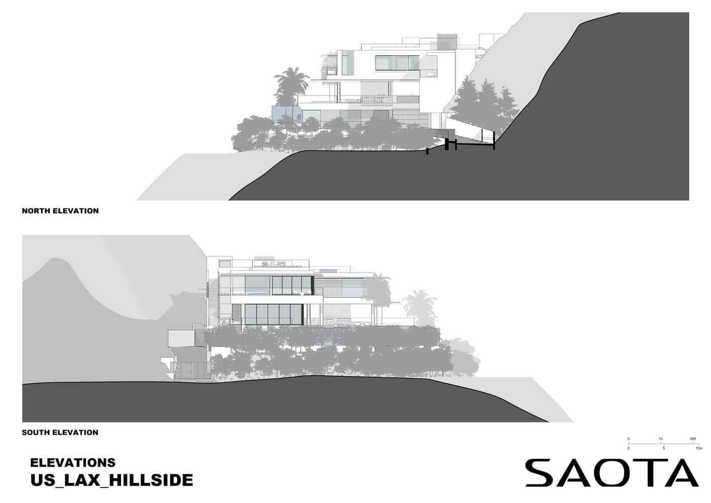 hillside-home-elevation-plan