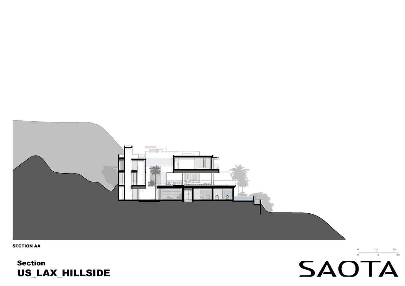 hillside-home-section-plan