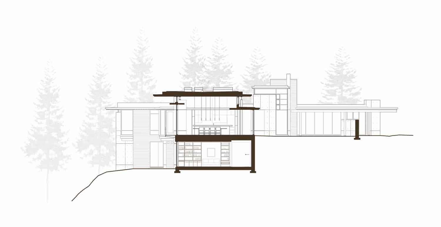 contemporary-home-section-plan