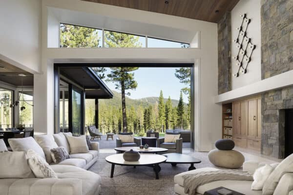 featured posts image for Enchanting mountain retreat in Truckee surrounded by an idyllic setting