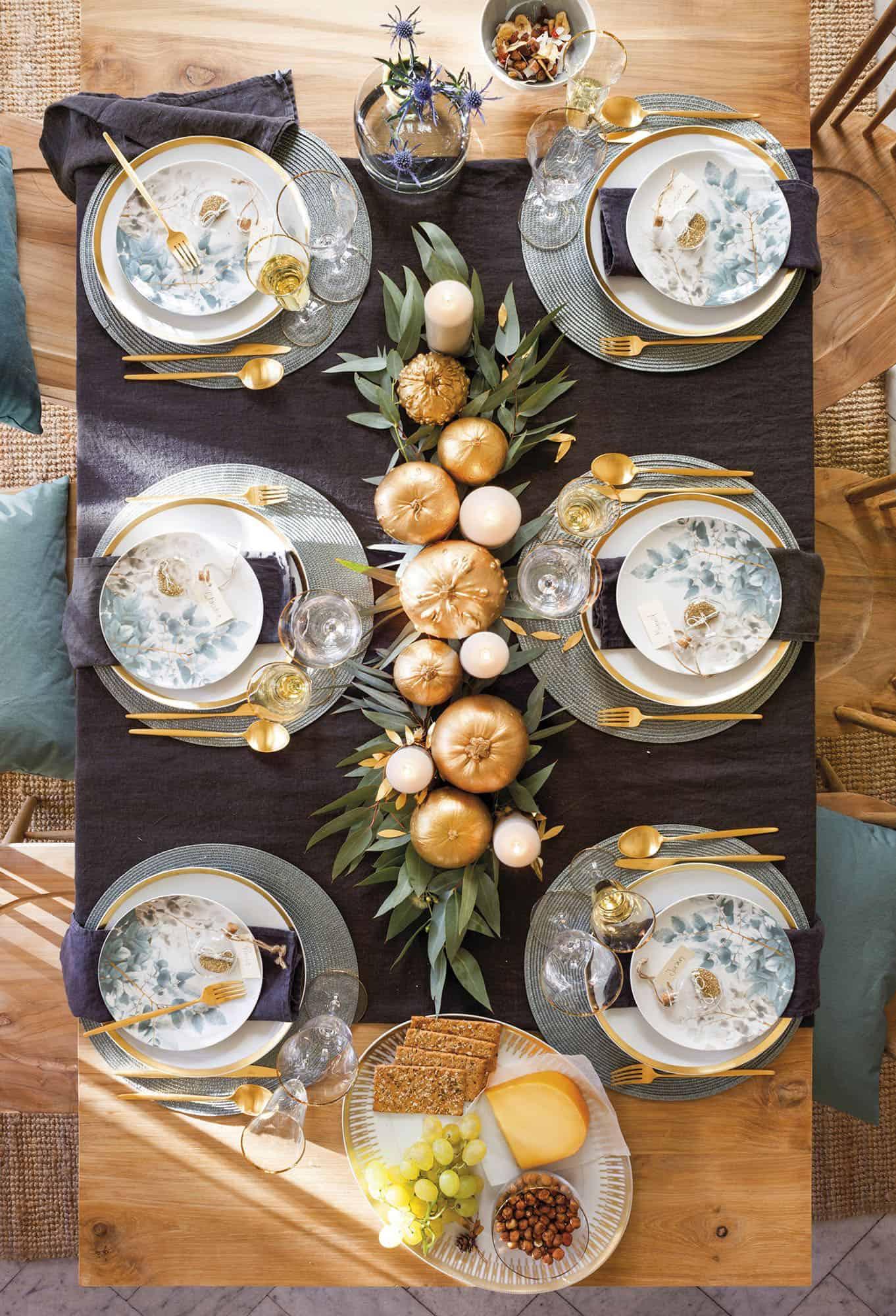 DIY-table-centerpiece-idea-pumpkins