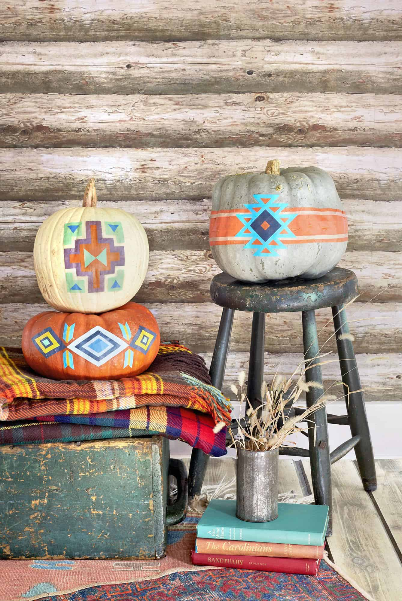 Pendleton-pumpkin-diy-idea