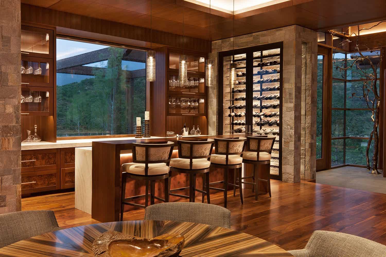mountain-contemporary-home-bar