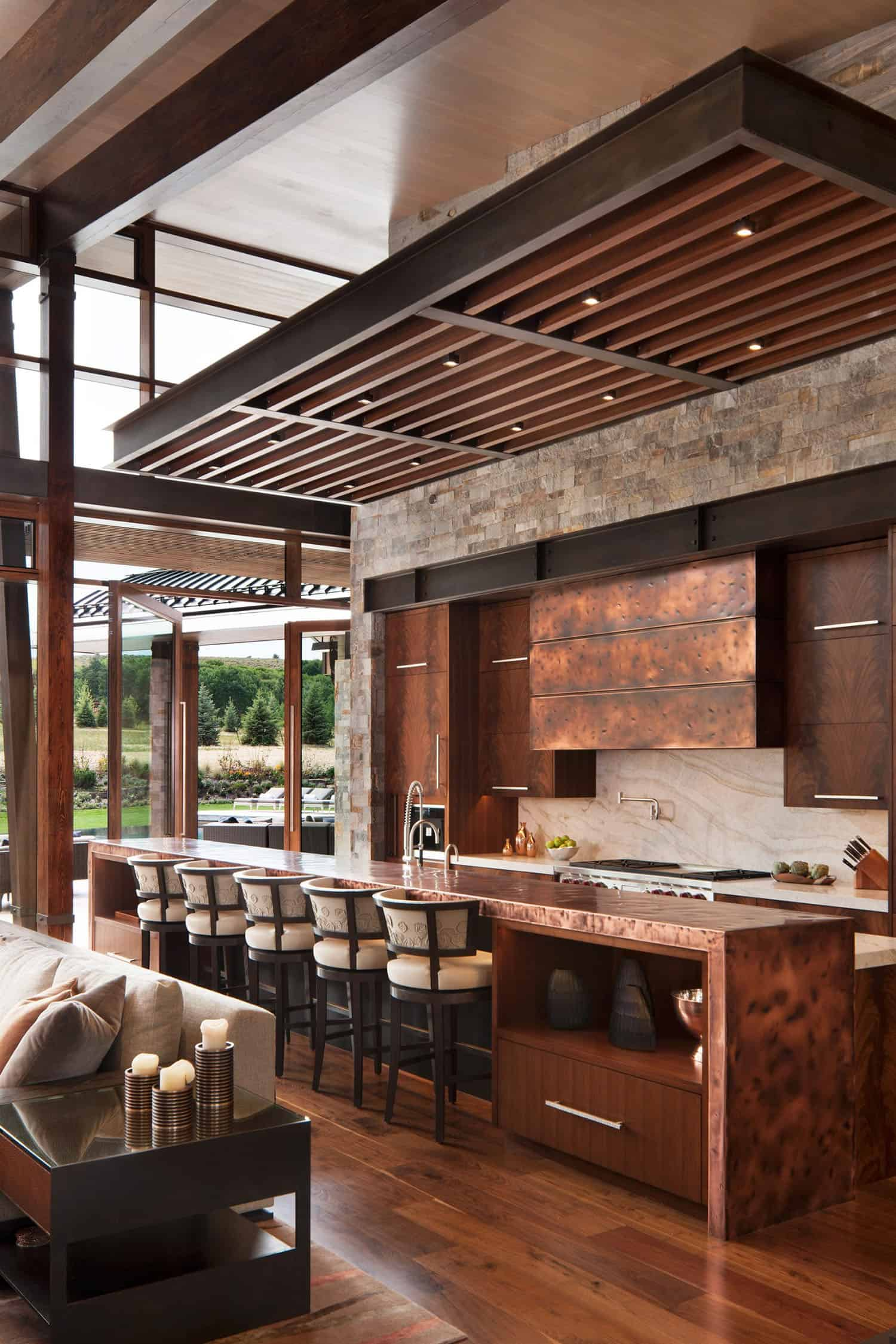 mountain-contemporary-kitchen