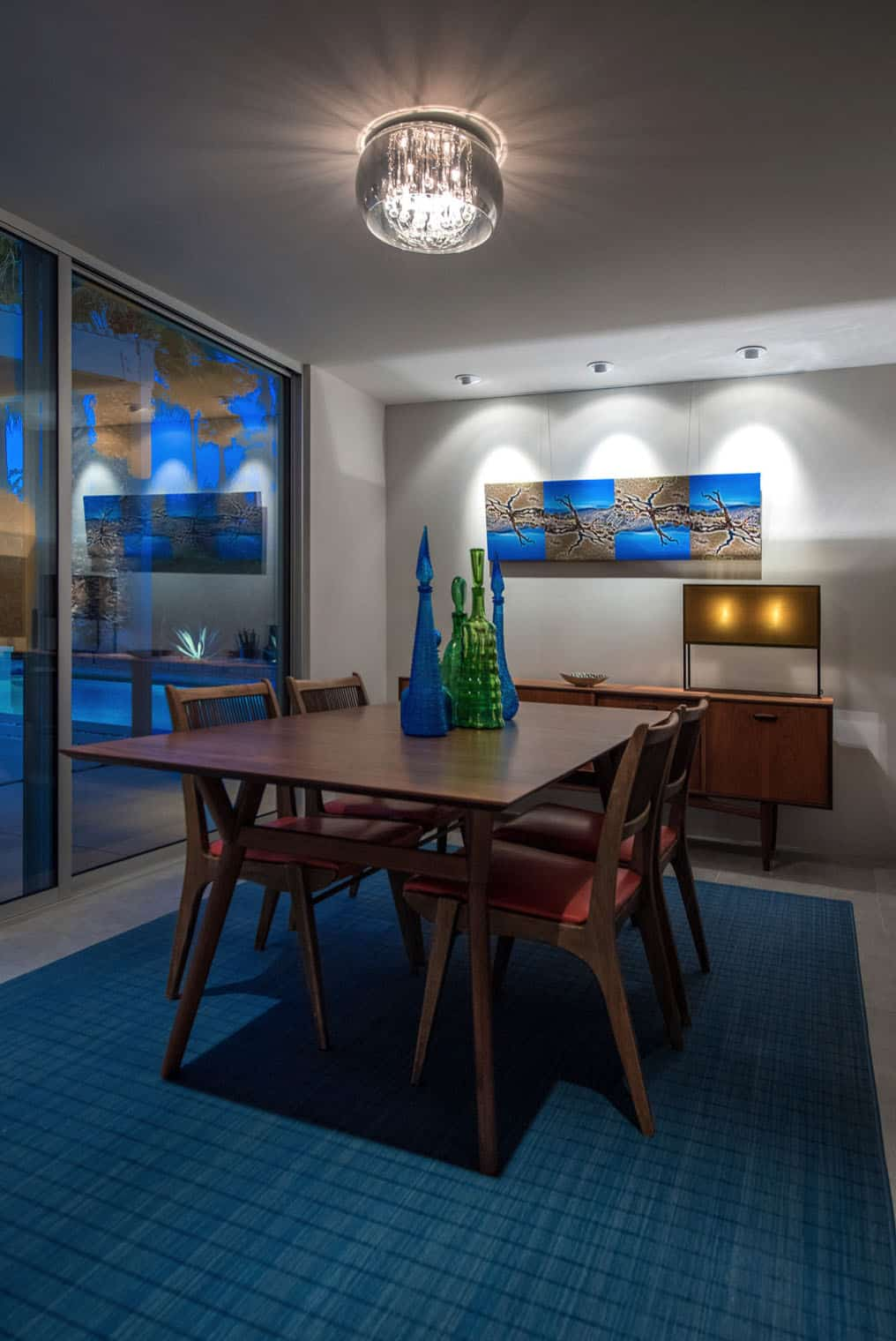 midcentury-dining-room-night