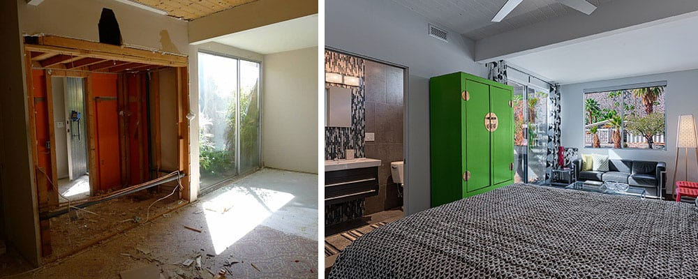 midcentury-modern-bedroom-before-after