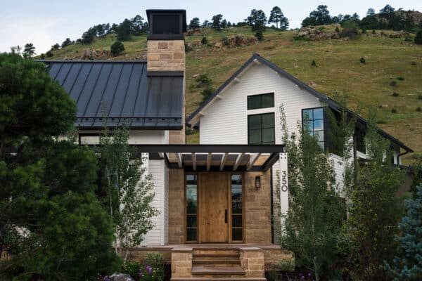 featured posts image for Modern farmhouse sanctuary in Colorado inspired by the great outdoors