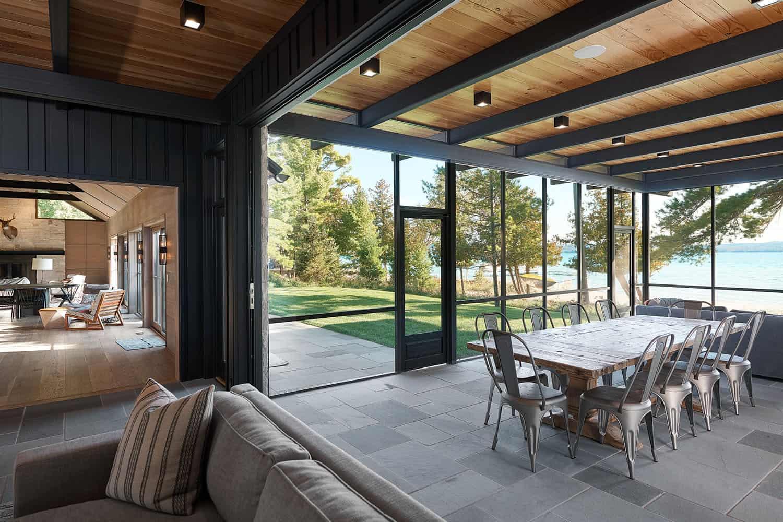 modern-sunroom-dining