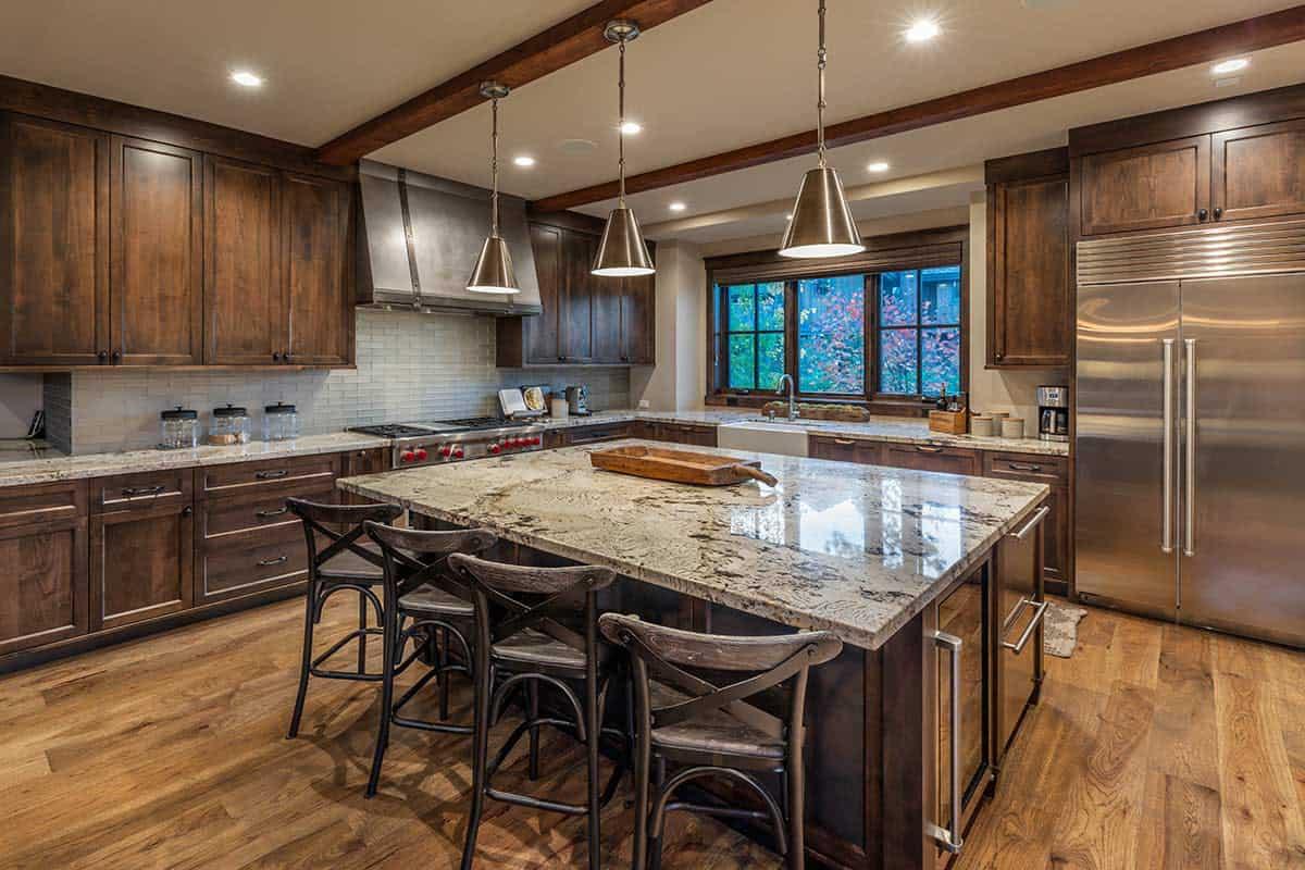 mountain-contemporary-kitchen