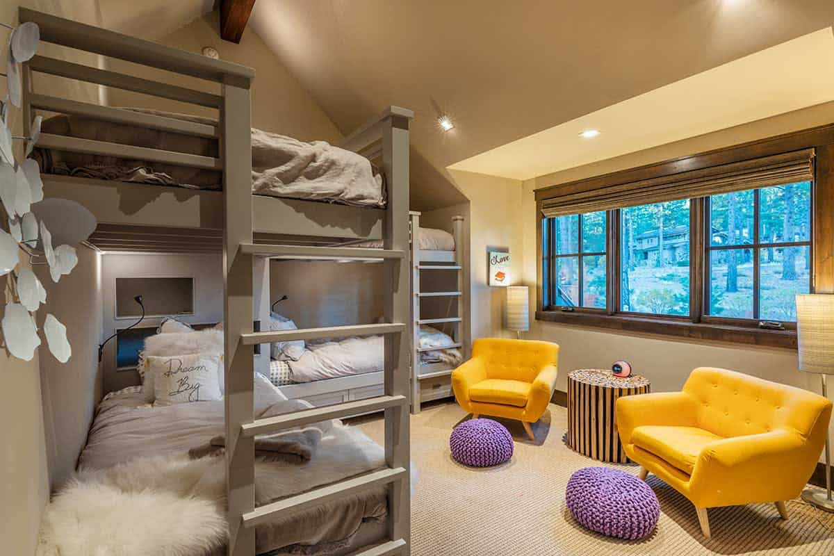 mountain-contemporary-bunk-bedroom