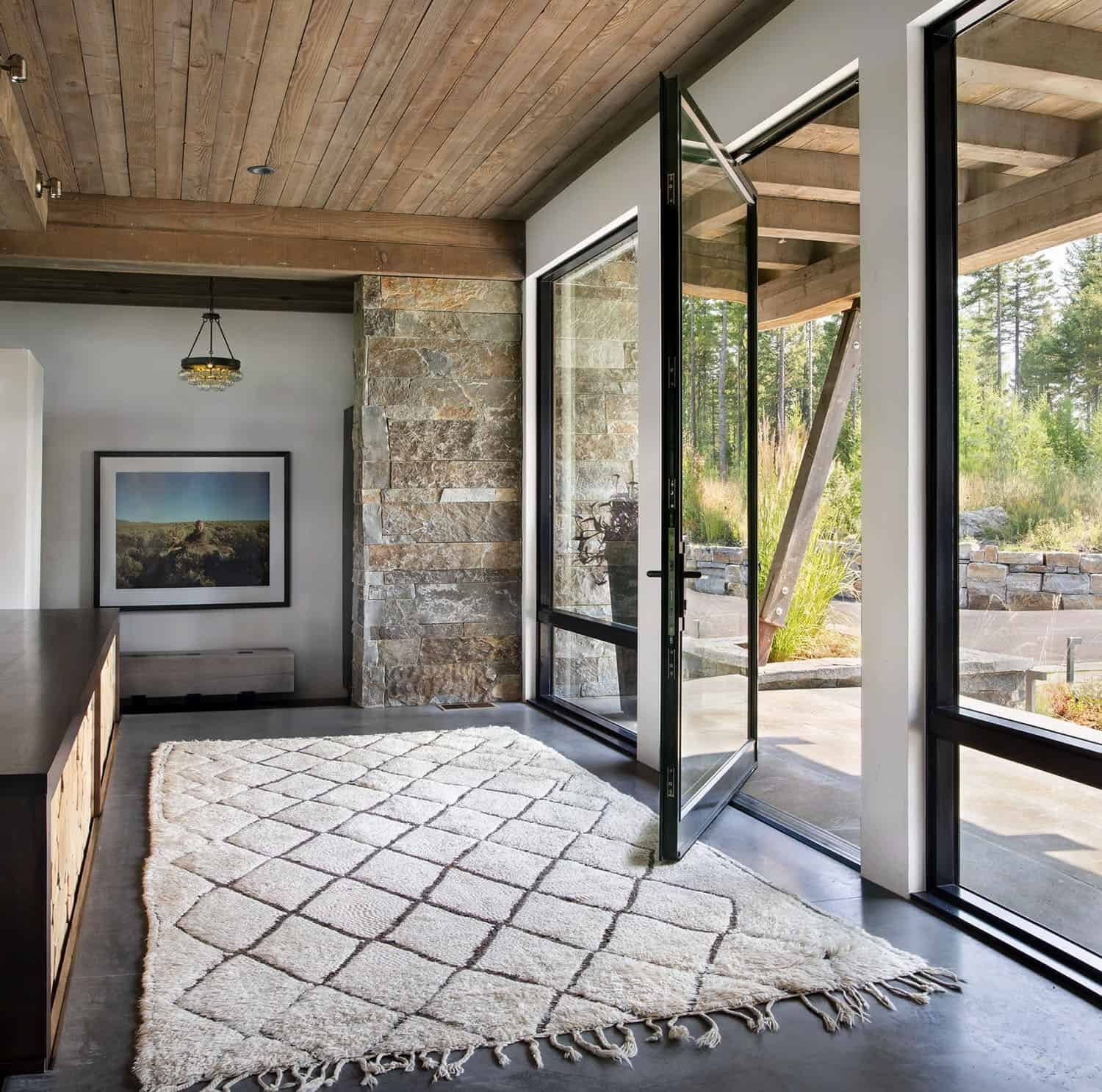 mountain-modern-rustic-home-entry