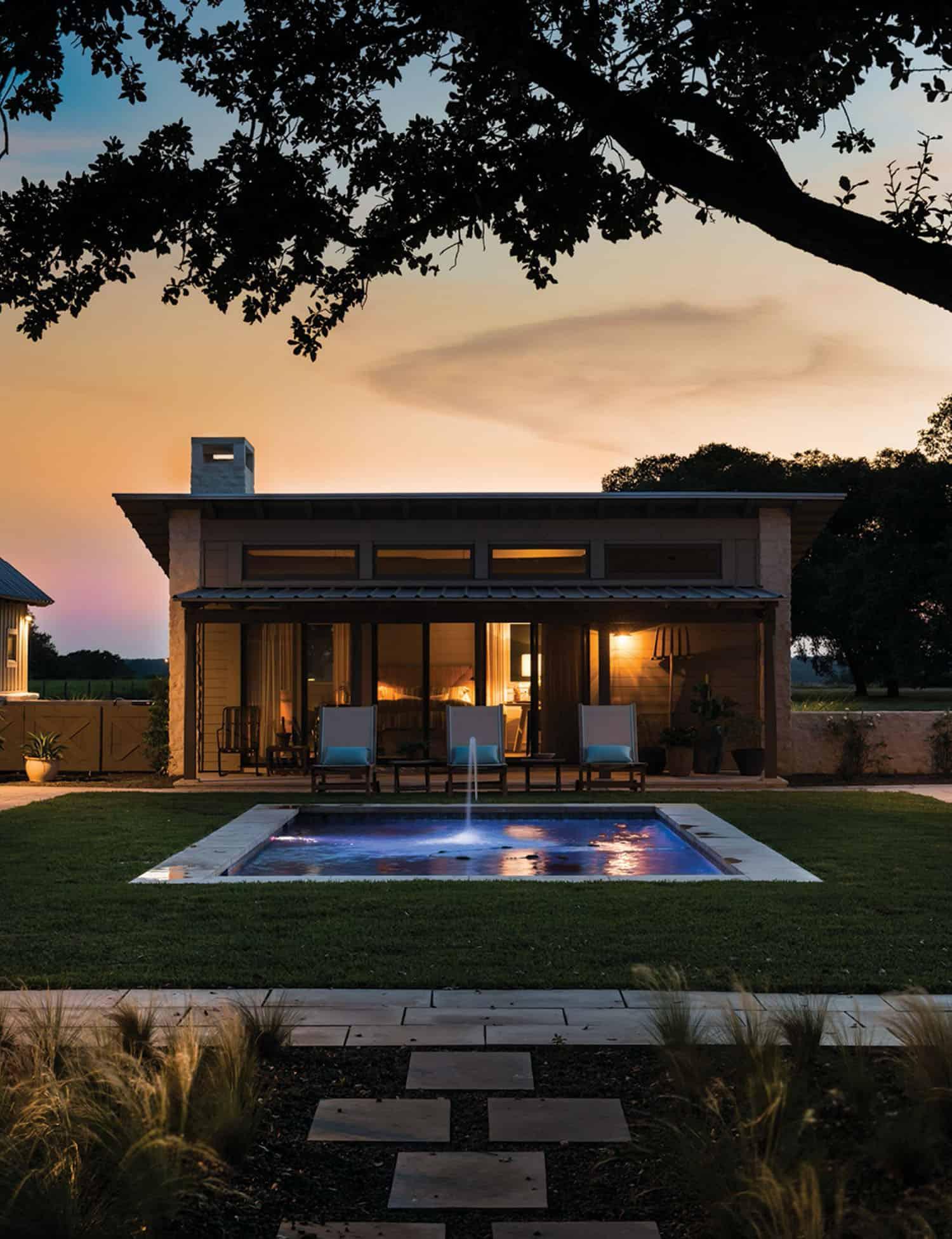 farmhouse-exterior-pool