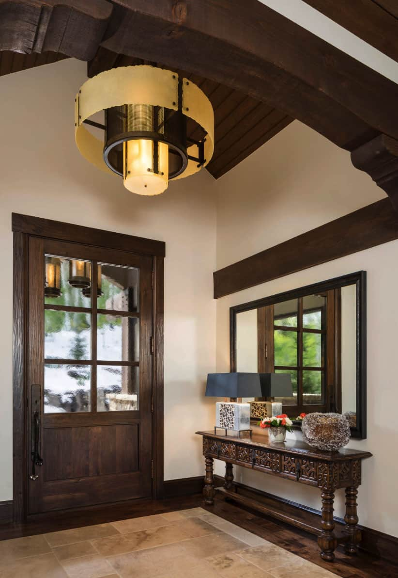 rustic-home-entry