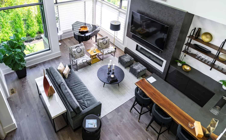 striking-modern-living-room-overhead-view