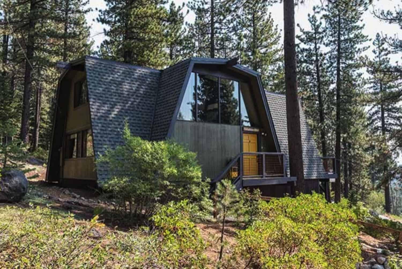 vintage-gambrel-cabin-exterior