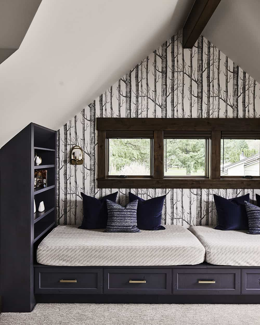 lodge-style-attic-family-room-built-in-bed