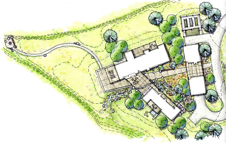 modern-home-site-plan