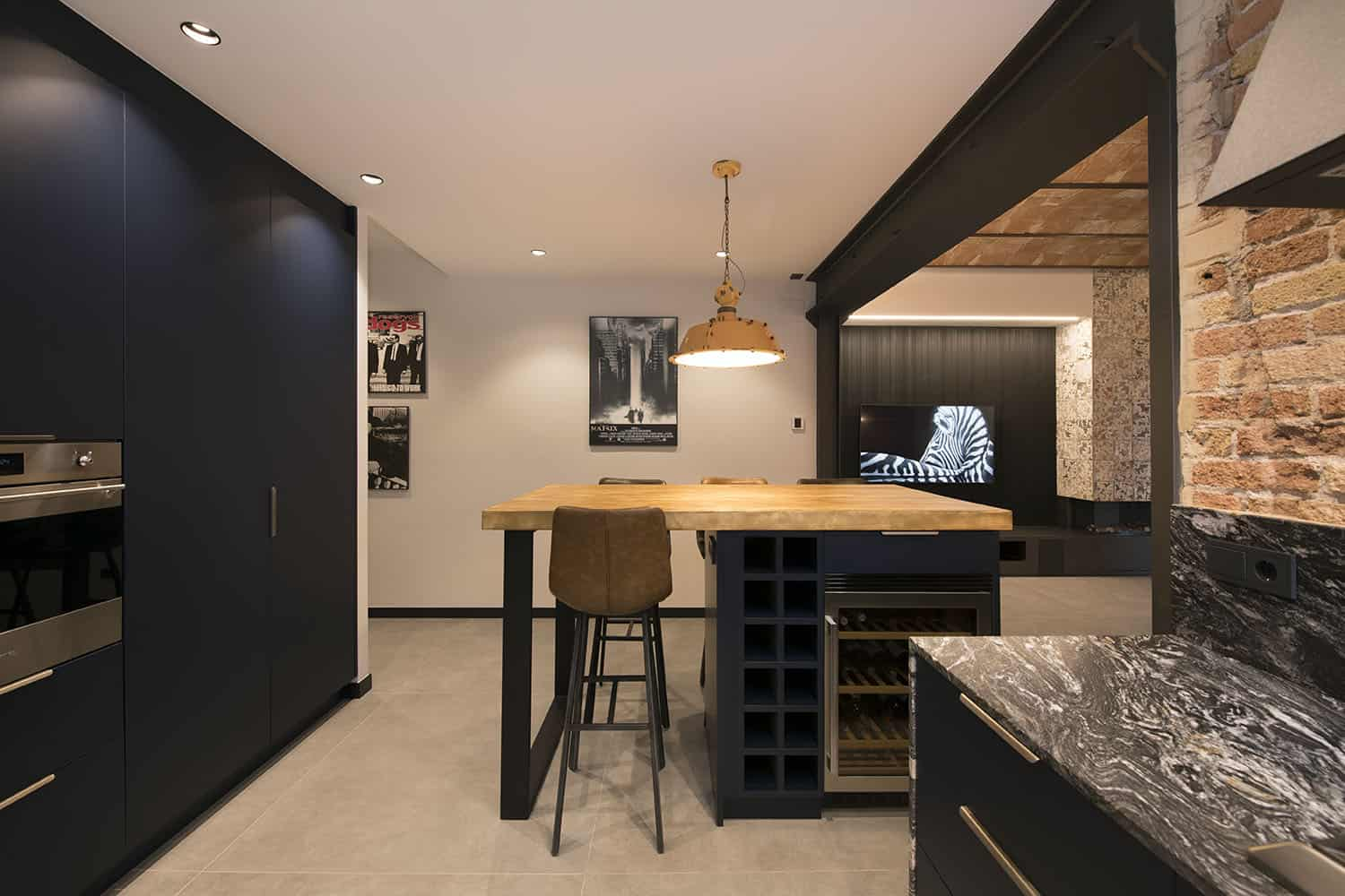 contemporary-industrial-kitchen