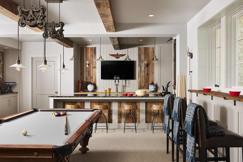 contemporary-game-room-home-bar