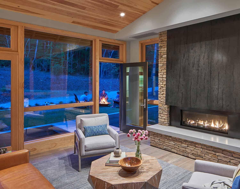 Cabin-Twilight-Living-Room