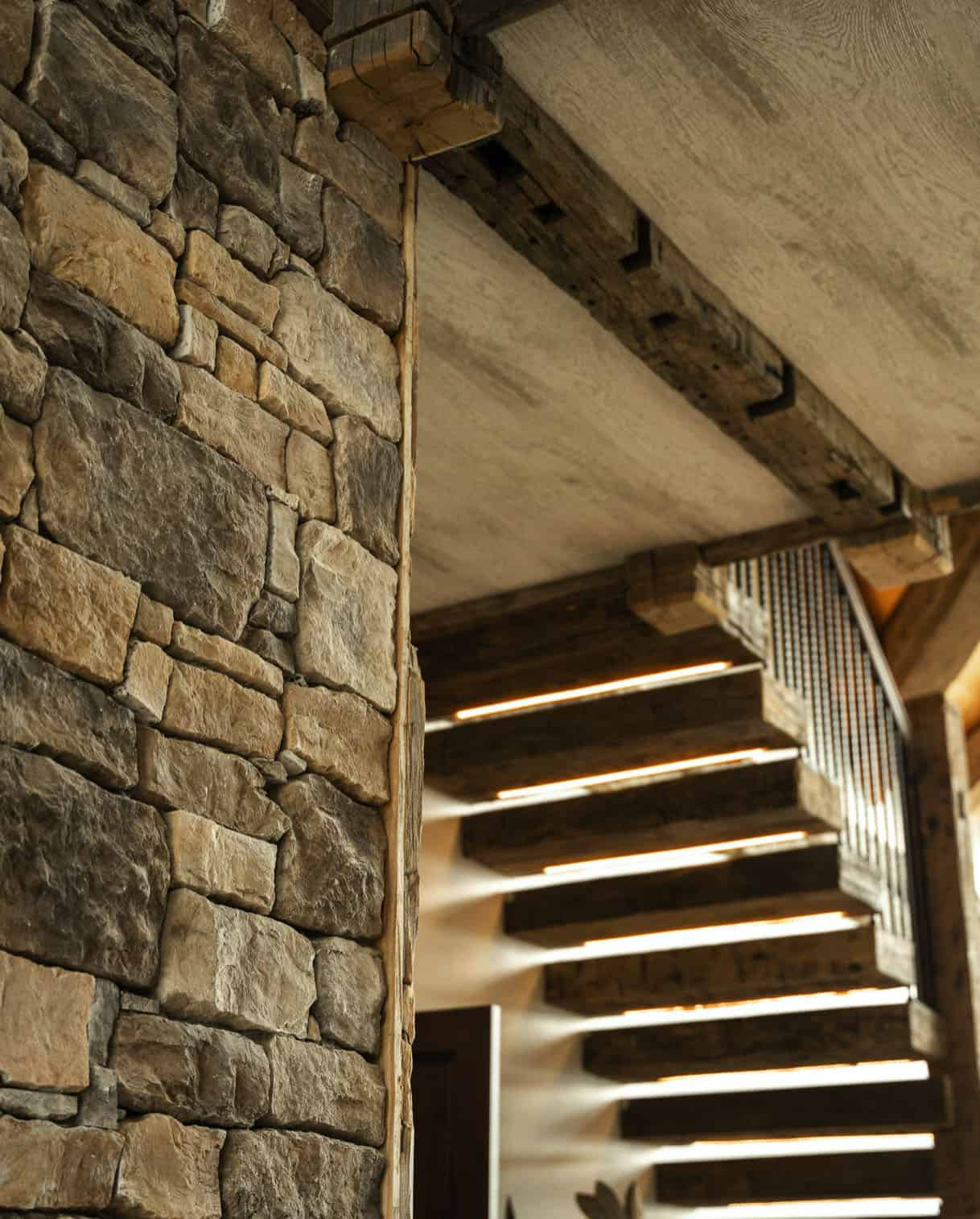 rustic-staircase-detail