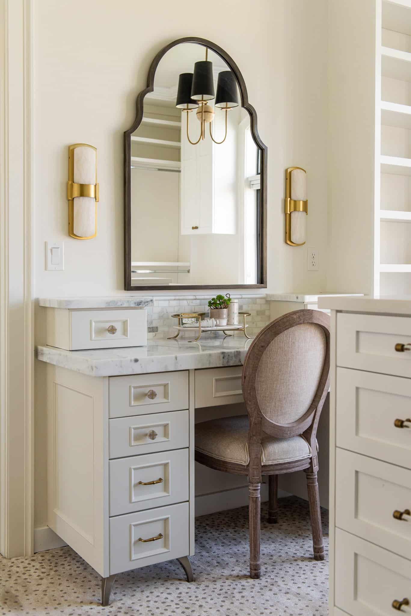 transitional-bathroom-makeup-vanity