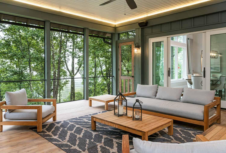rustic-contemporary-sunroom