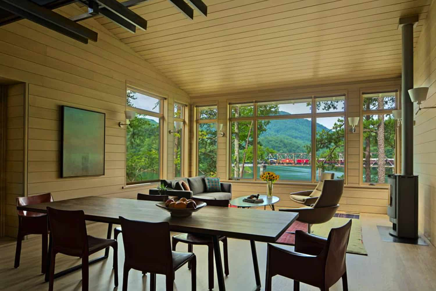 lake-house-modern-dining-room