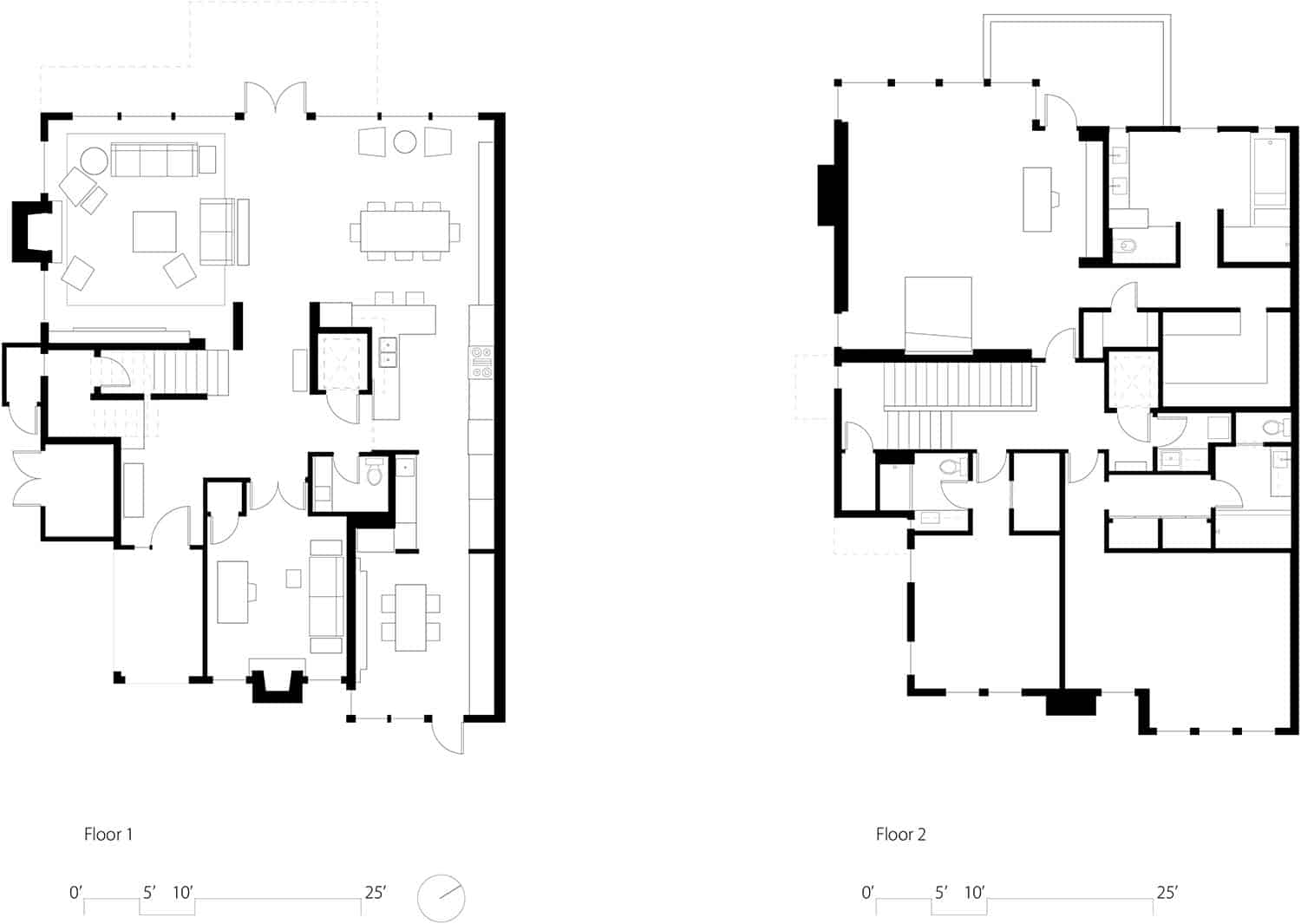 contemporary-townhouse-floor-plan