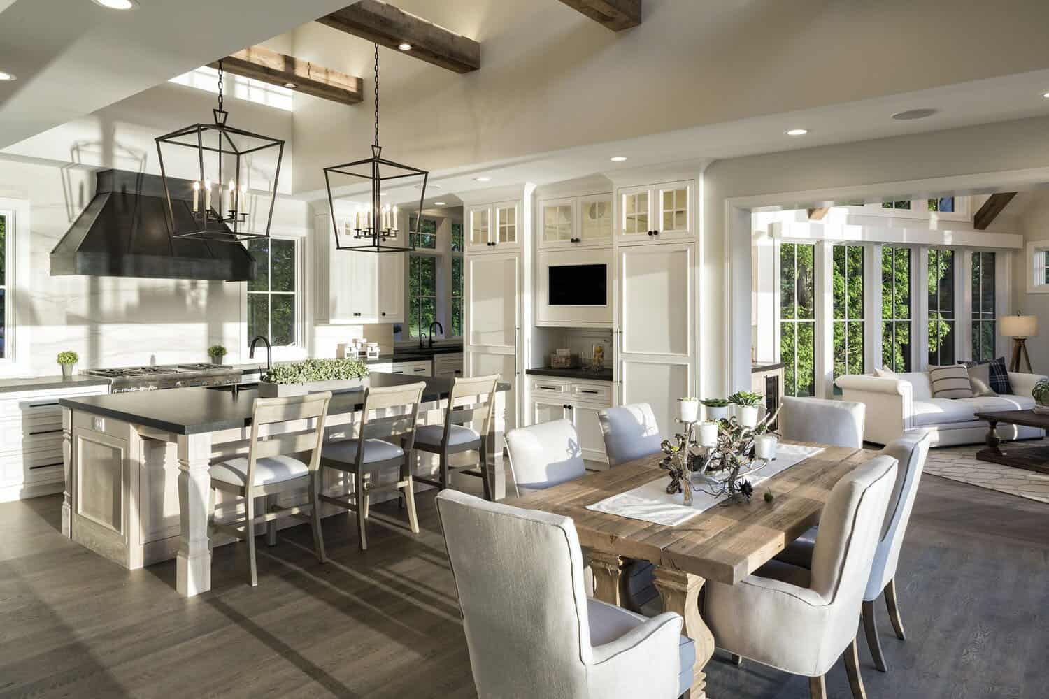 contemporary-kitchen-dining