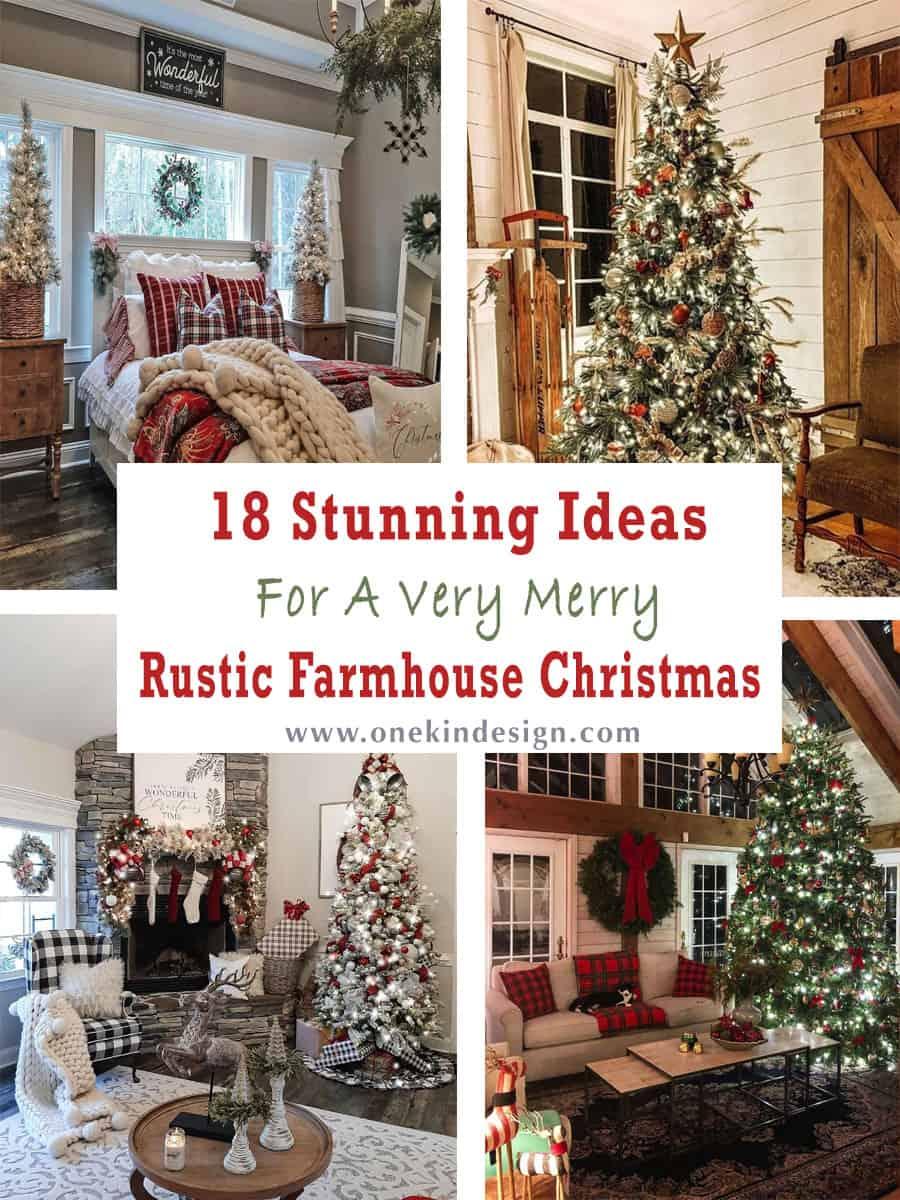 rustic-farmhouse-christmas-decorating-ideas