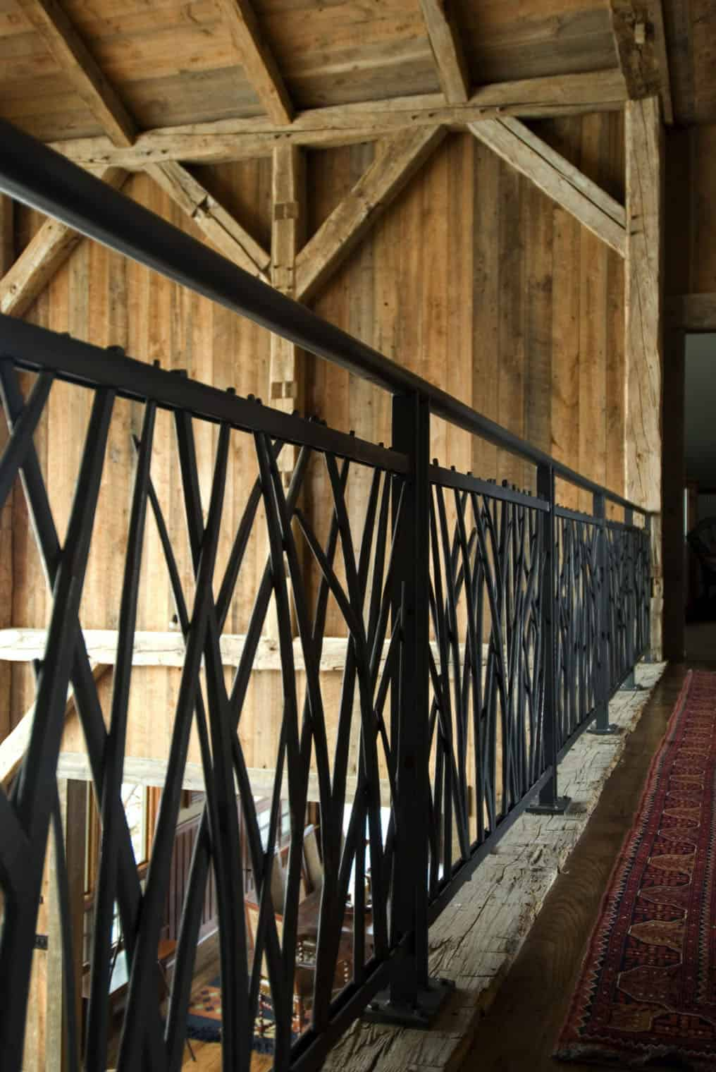 rustic-hall