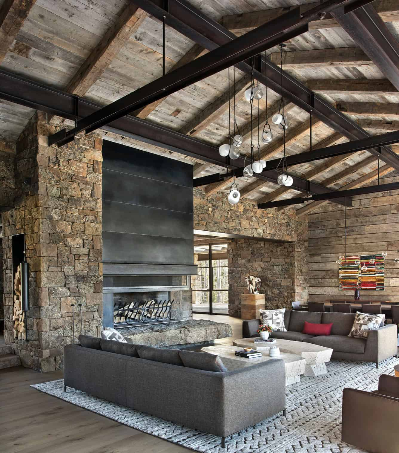 rustic-mountain-style-living-room