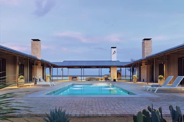 featured posts image for Texas ranch house designed as a spectacular outdoorsman's paradise