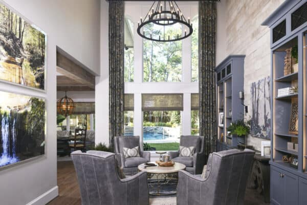 featured posts image for Tour a stunning dream home remodel with equestrian influences in Texas