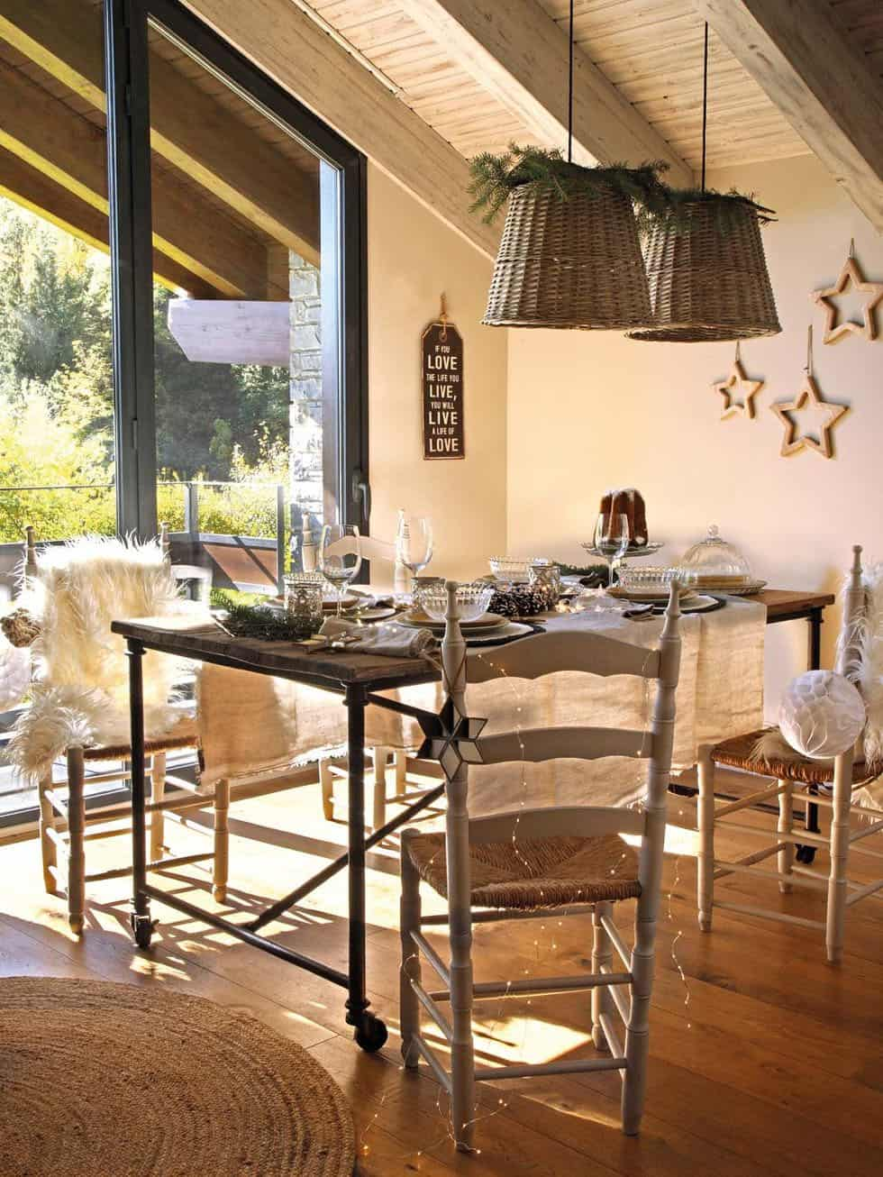 cozy-cabin-dining-room