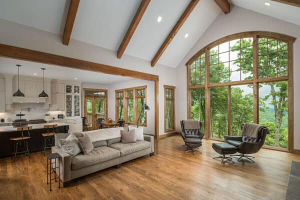 featured posts image for Captivating mountain getaway tucked away into the Blue Ridge Mountains