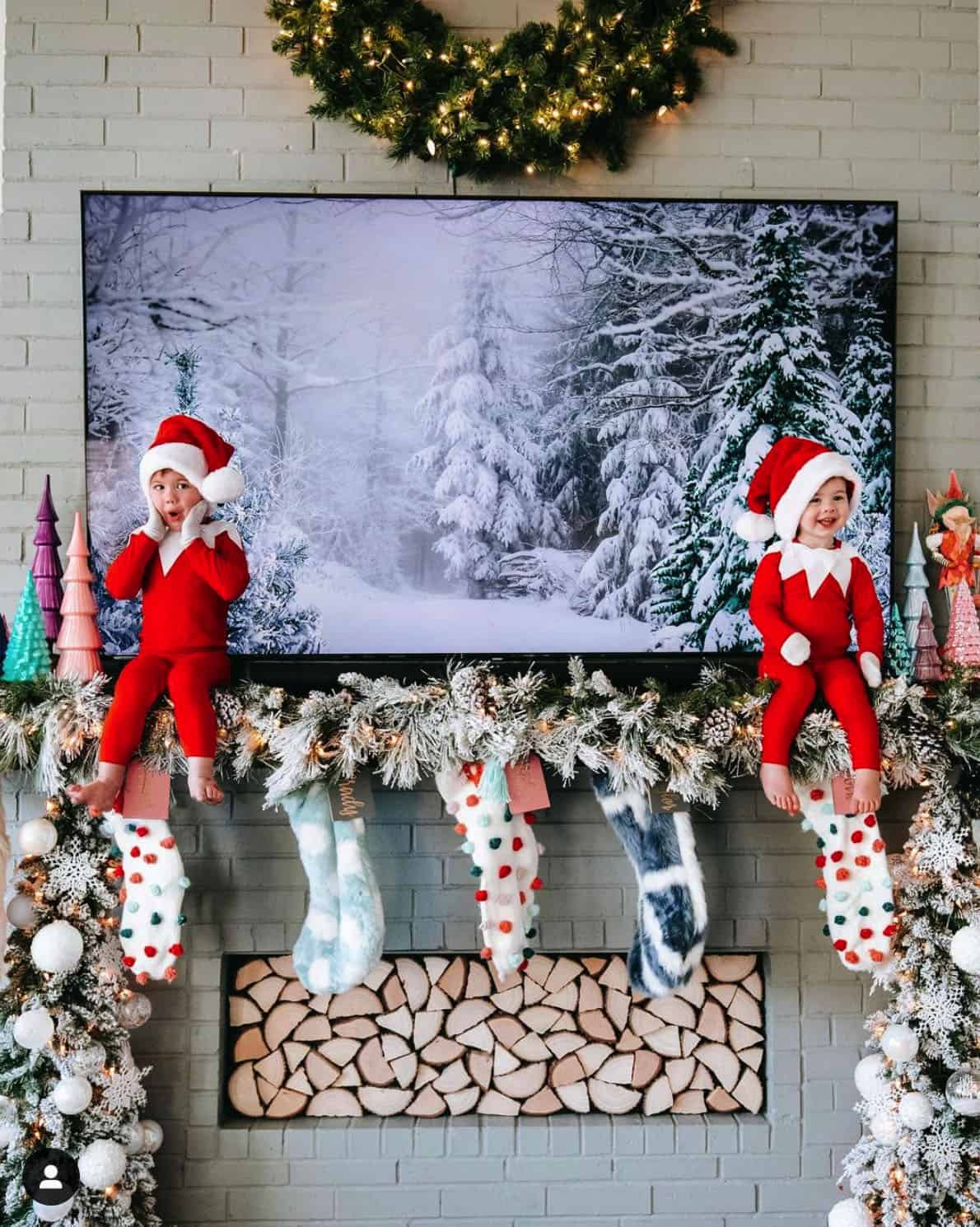 holiday-decor-ideas-fireplace