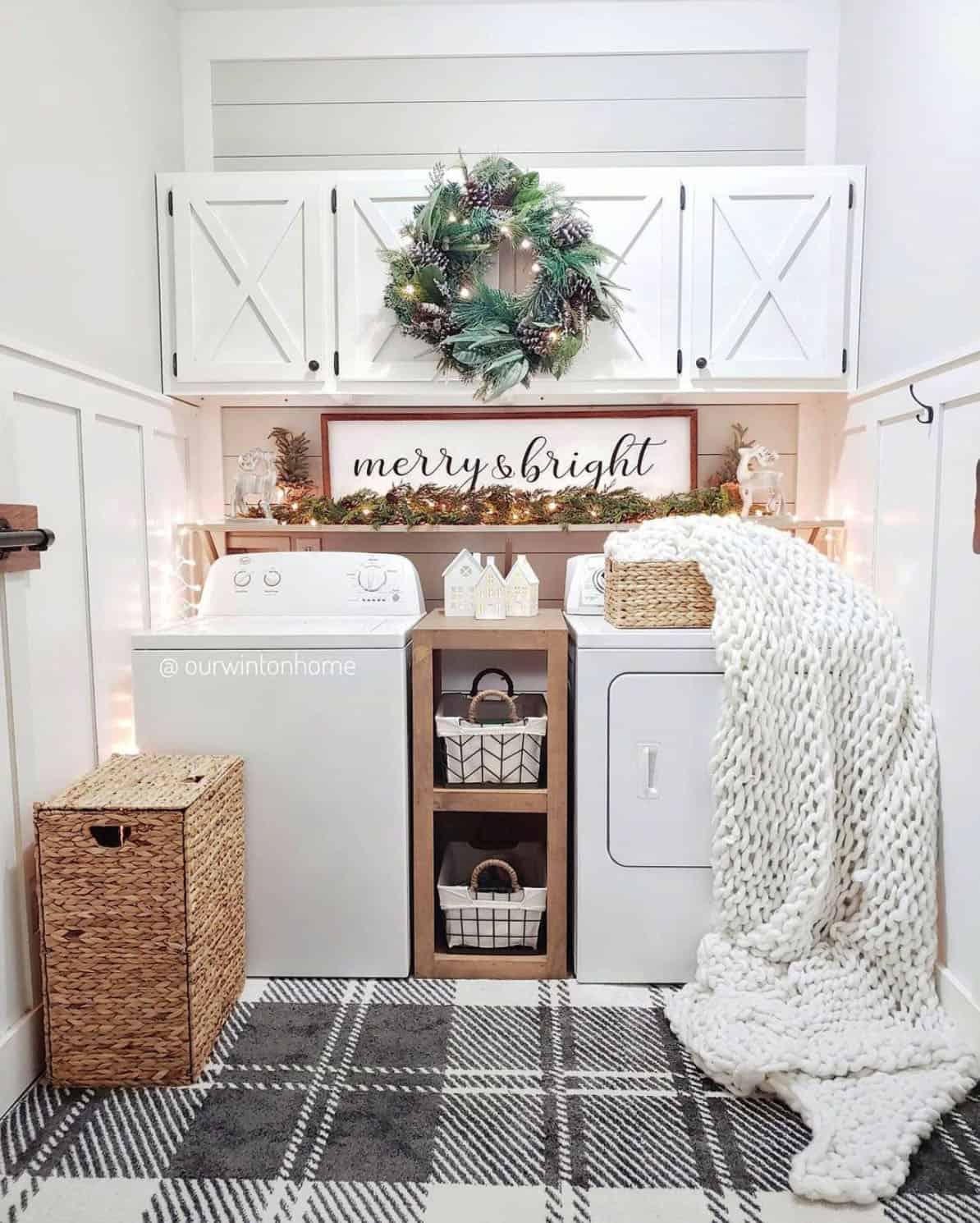 holiday-decor-ideas-laundry-room