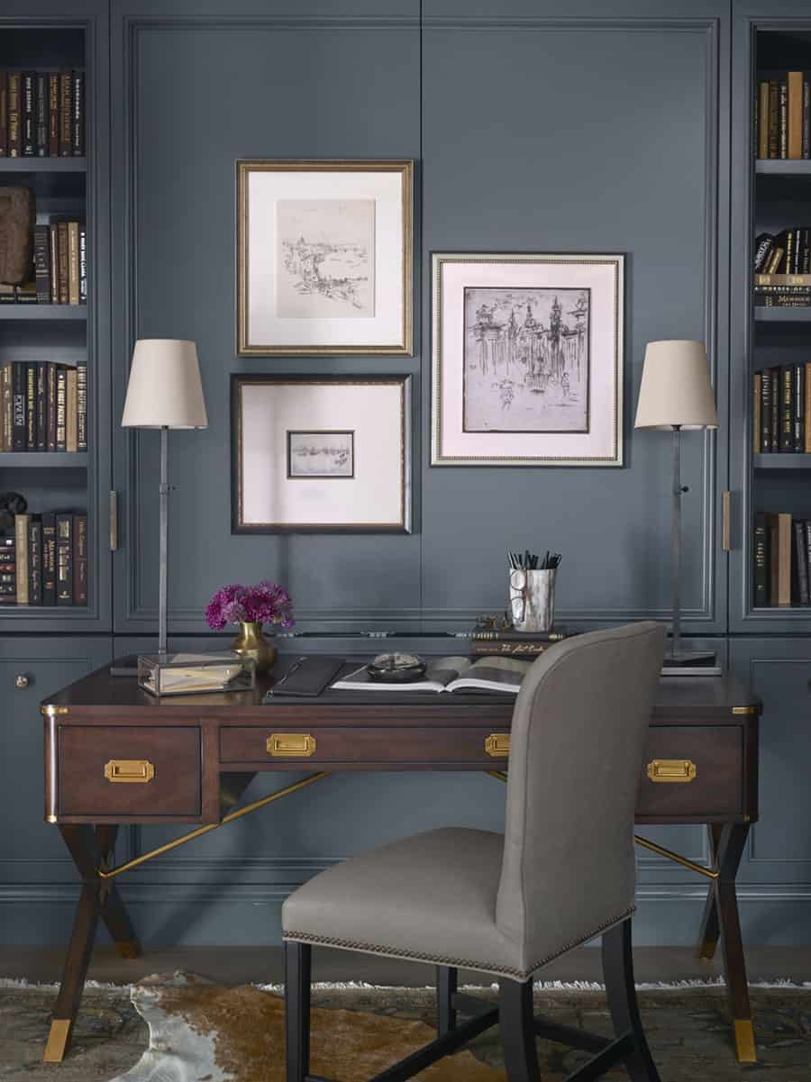 french-country-home-office