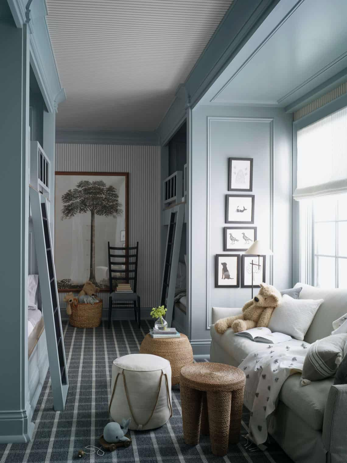 french-country-kids-bedroom