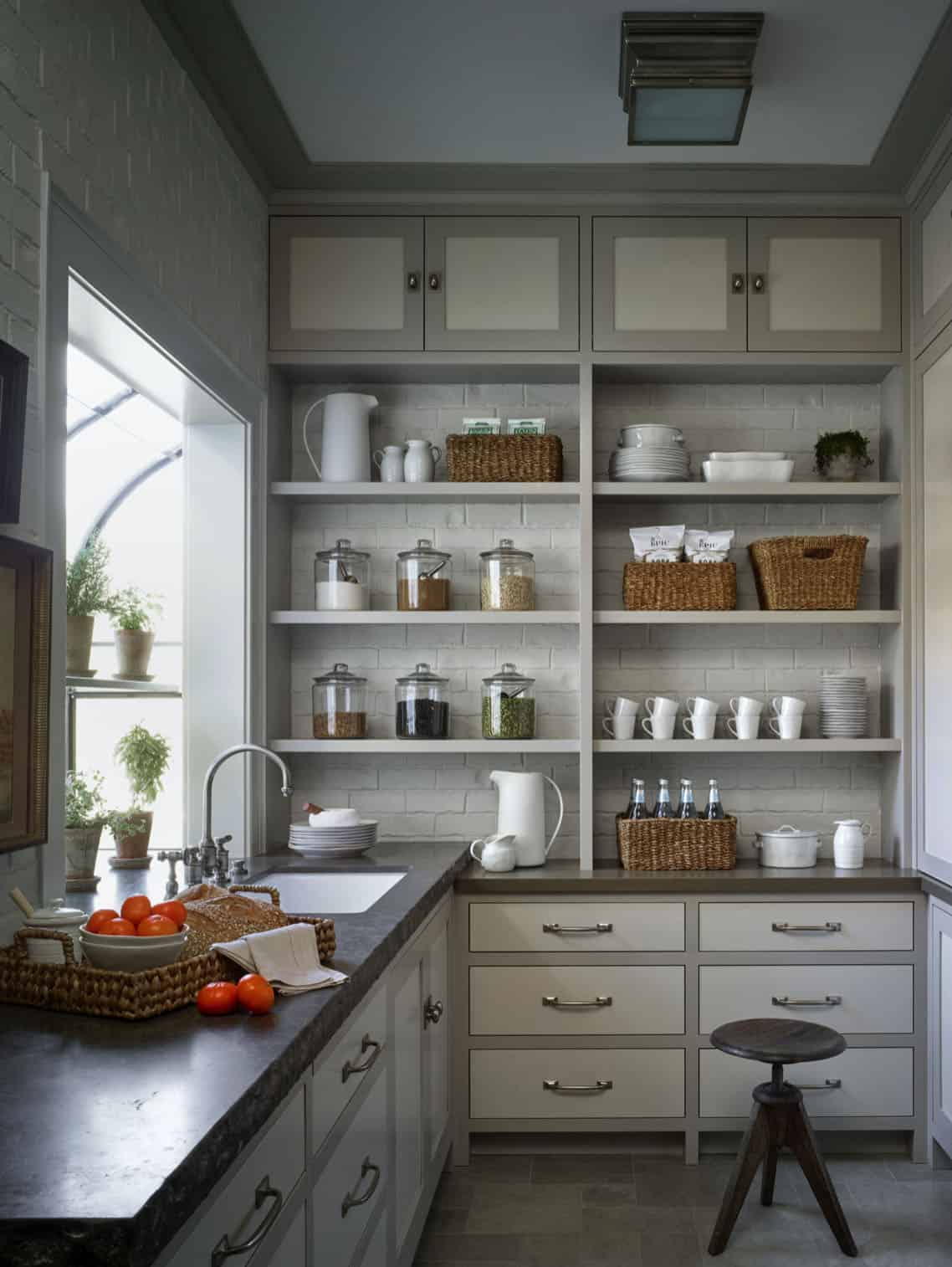 french-country-kitchen-pantry