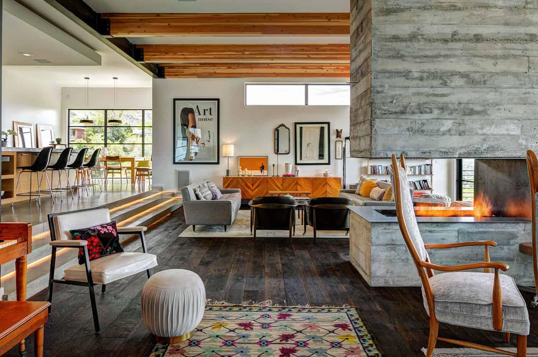 residence-midcentury-living-room