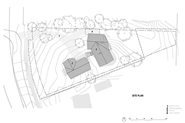 midcentury-modern-home-site-plan