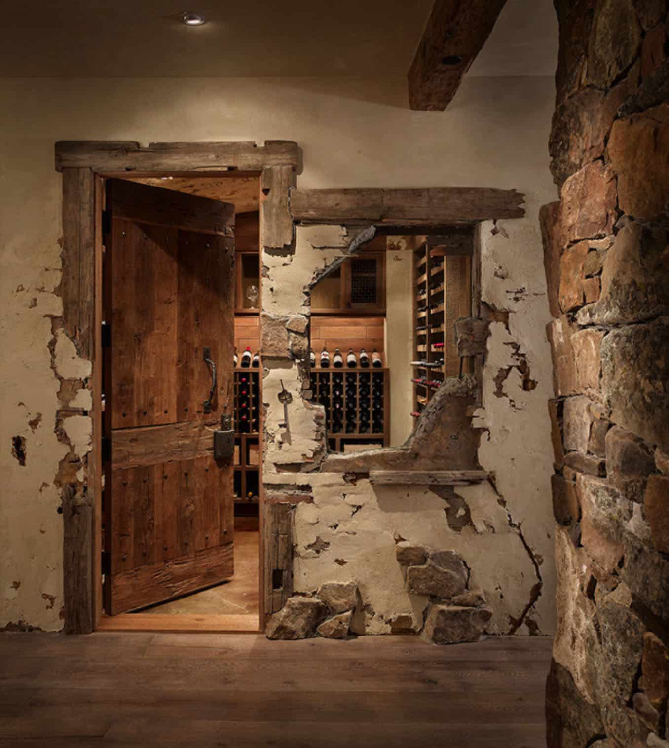 rustic-ranch-wine-cellar