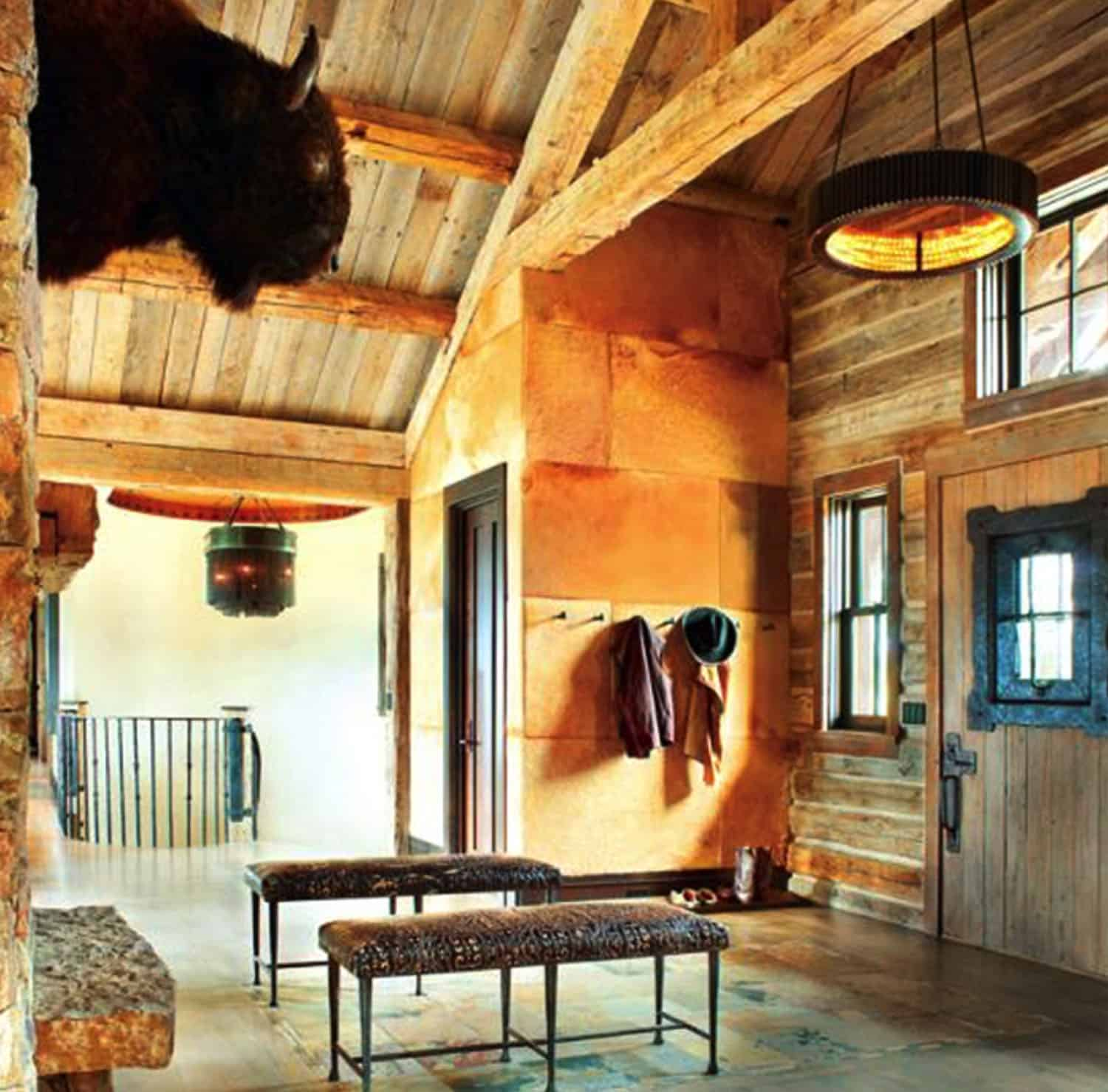 alpine-ranch-rustic-entry