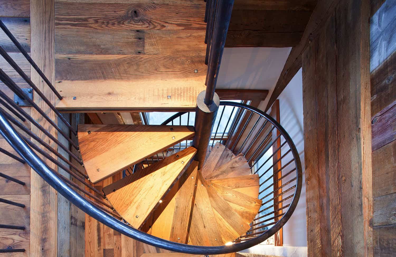 rustic-staircase