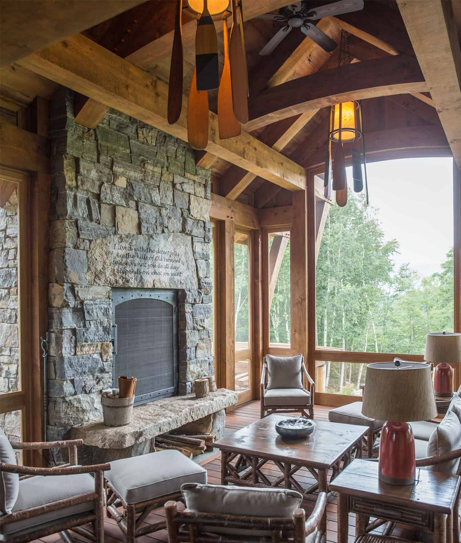 handcrafted-rustic-sunroom