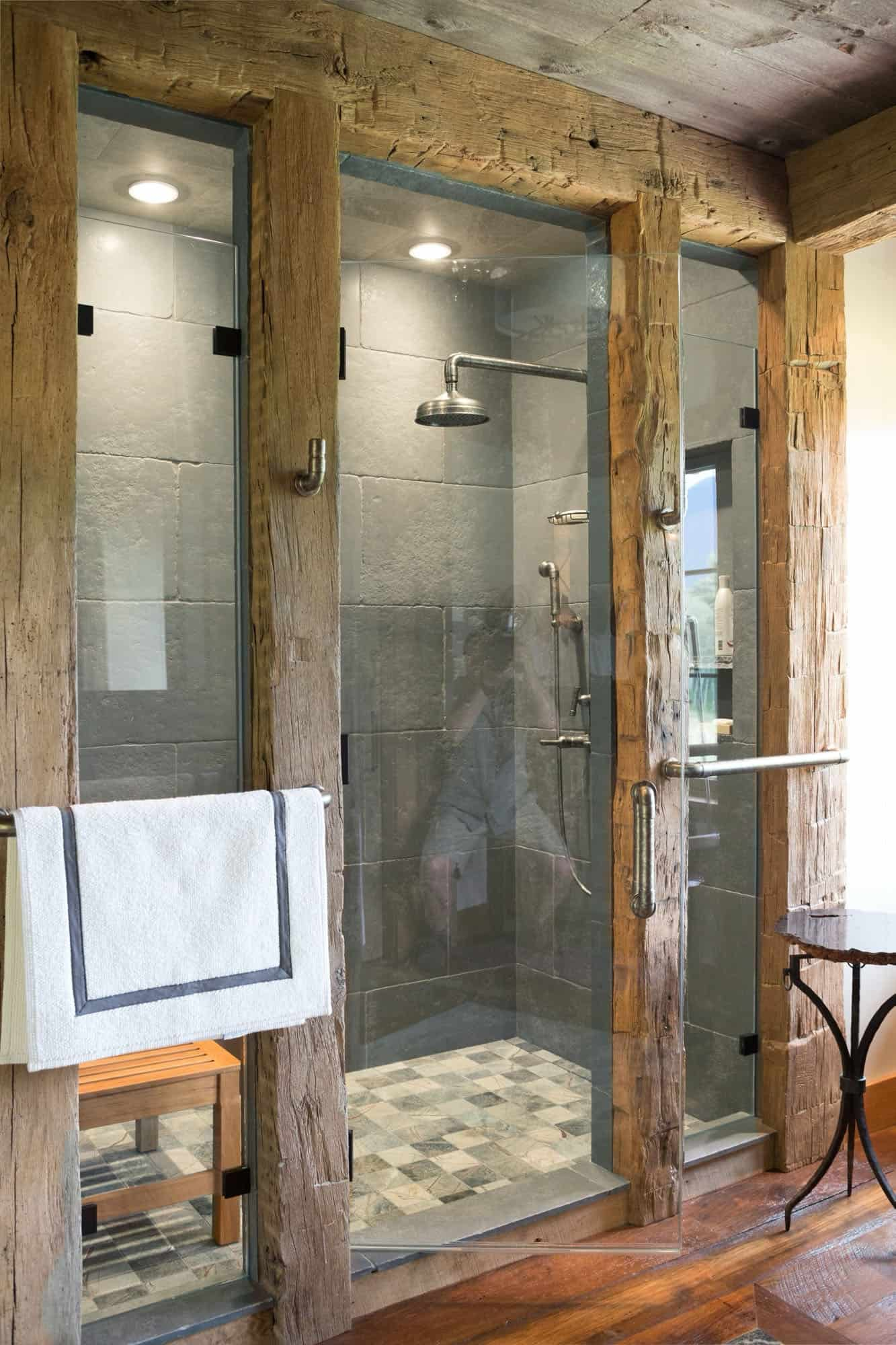 rustic-master-bathroom-shower